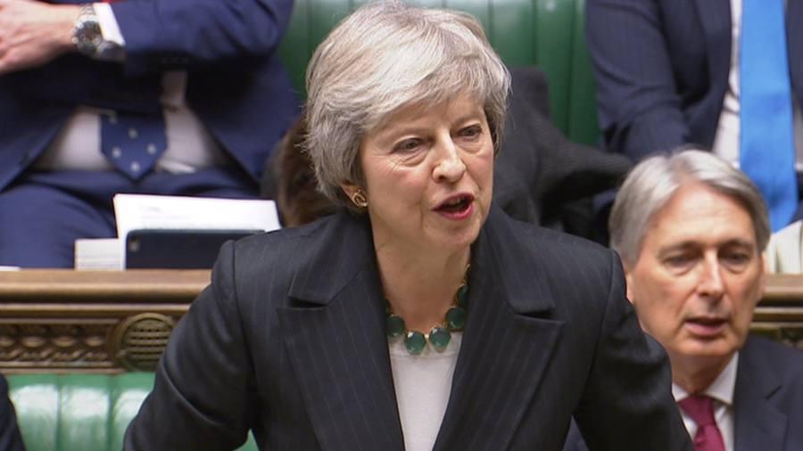 Memeorandum Esther Mcvey And Dominic Raab Resign Over Brexit In