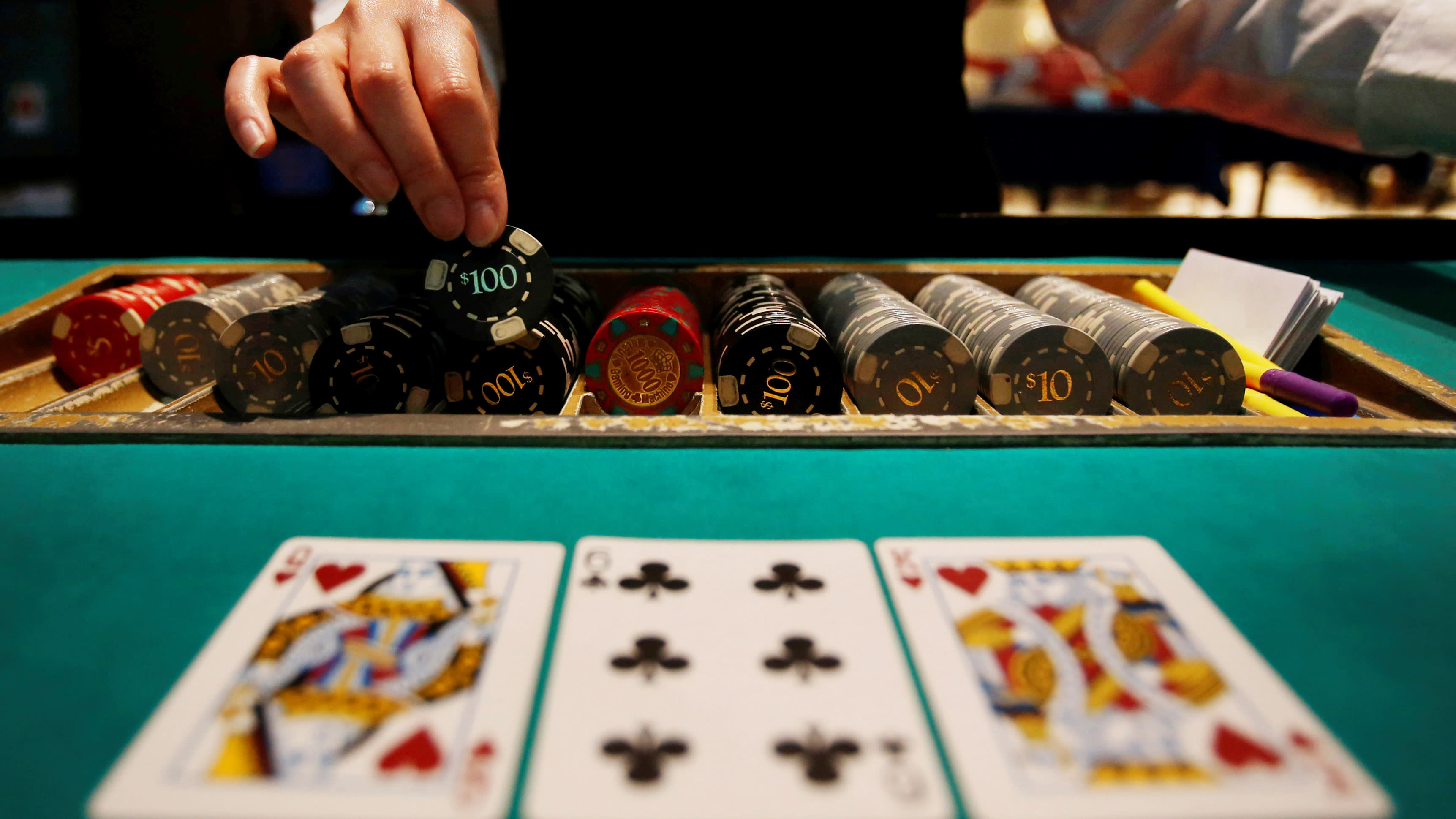 Should On-Line Gambling Be Legalized?