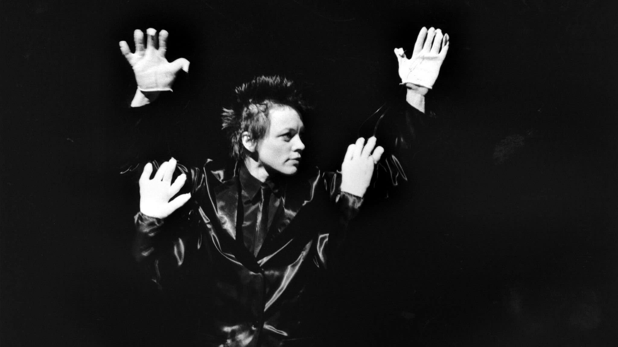 O Superman — Laurie Anderson's experimental hit proved to be