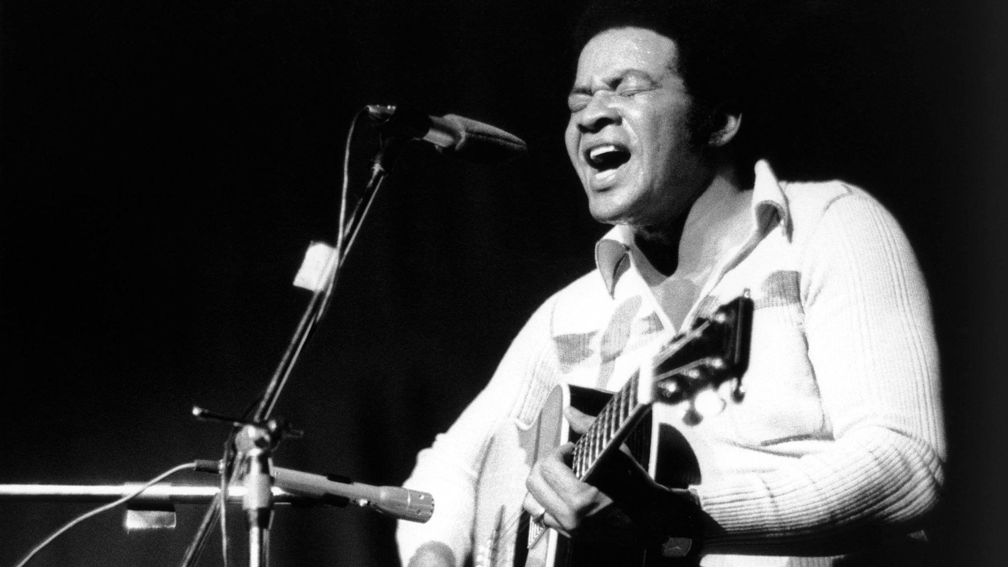 Ain't No Sunshine — Bill Withers never finished writing the