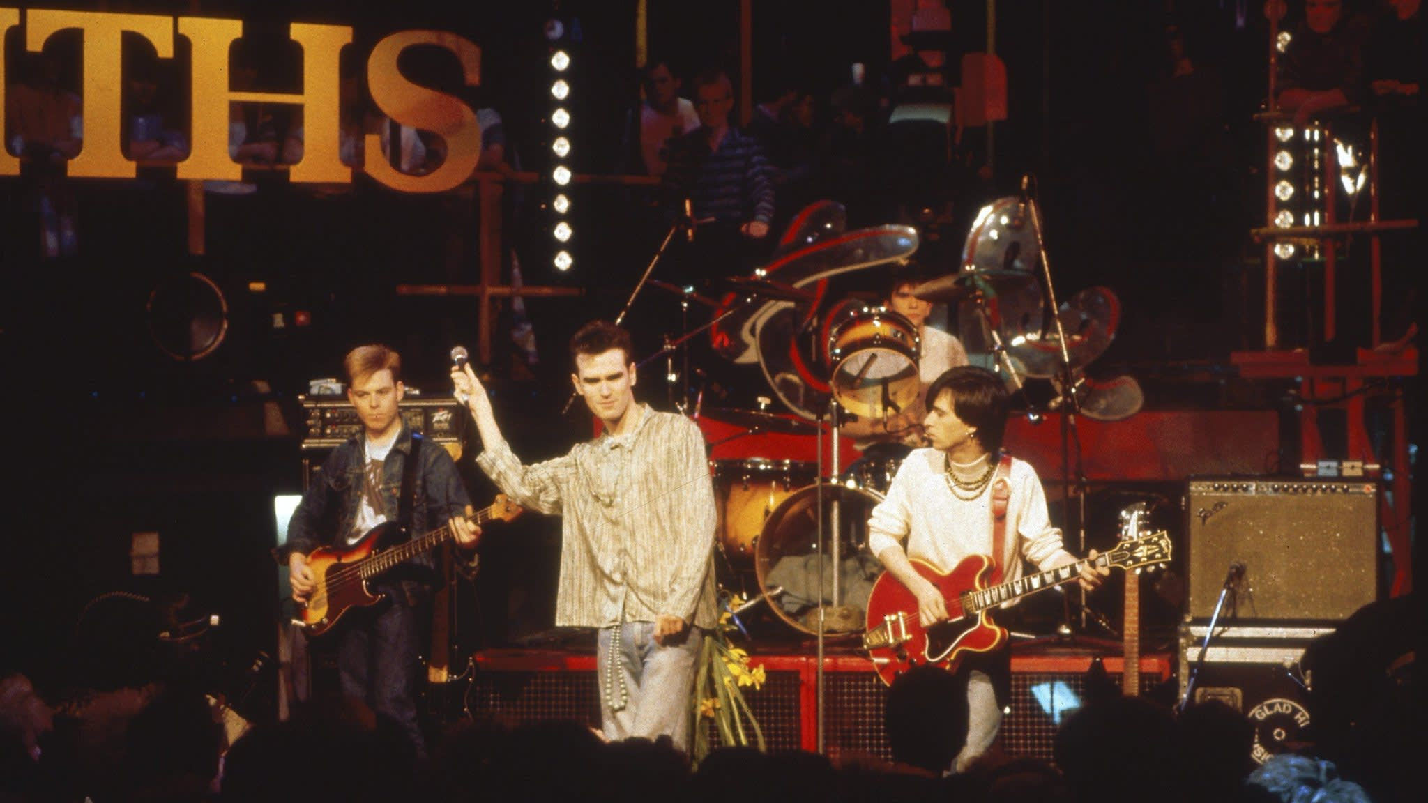 The Smiths' How Soon Is Now — rarely has social anxiety