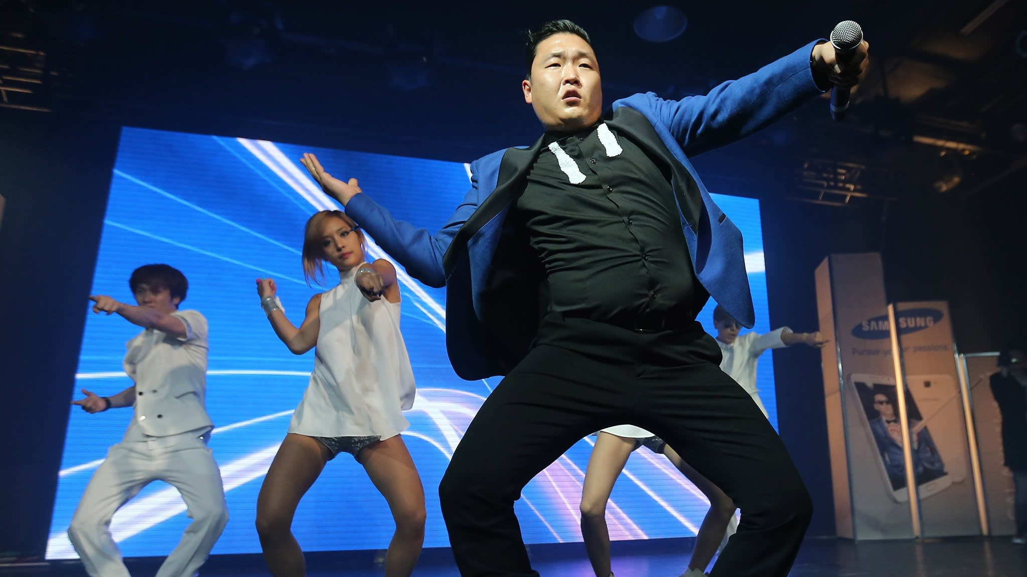Gangnam Style — the definitive New Year's Eve anthem? — FT com