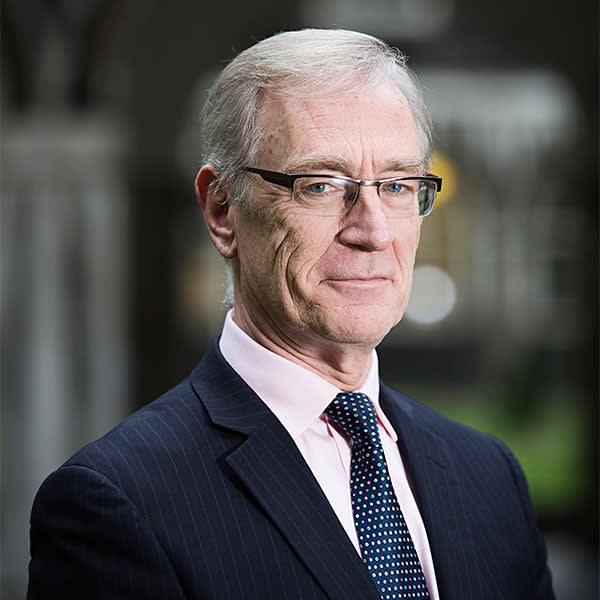 Sir Robert Lechler of King's College London