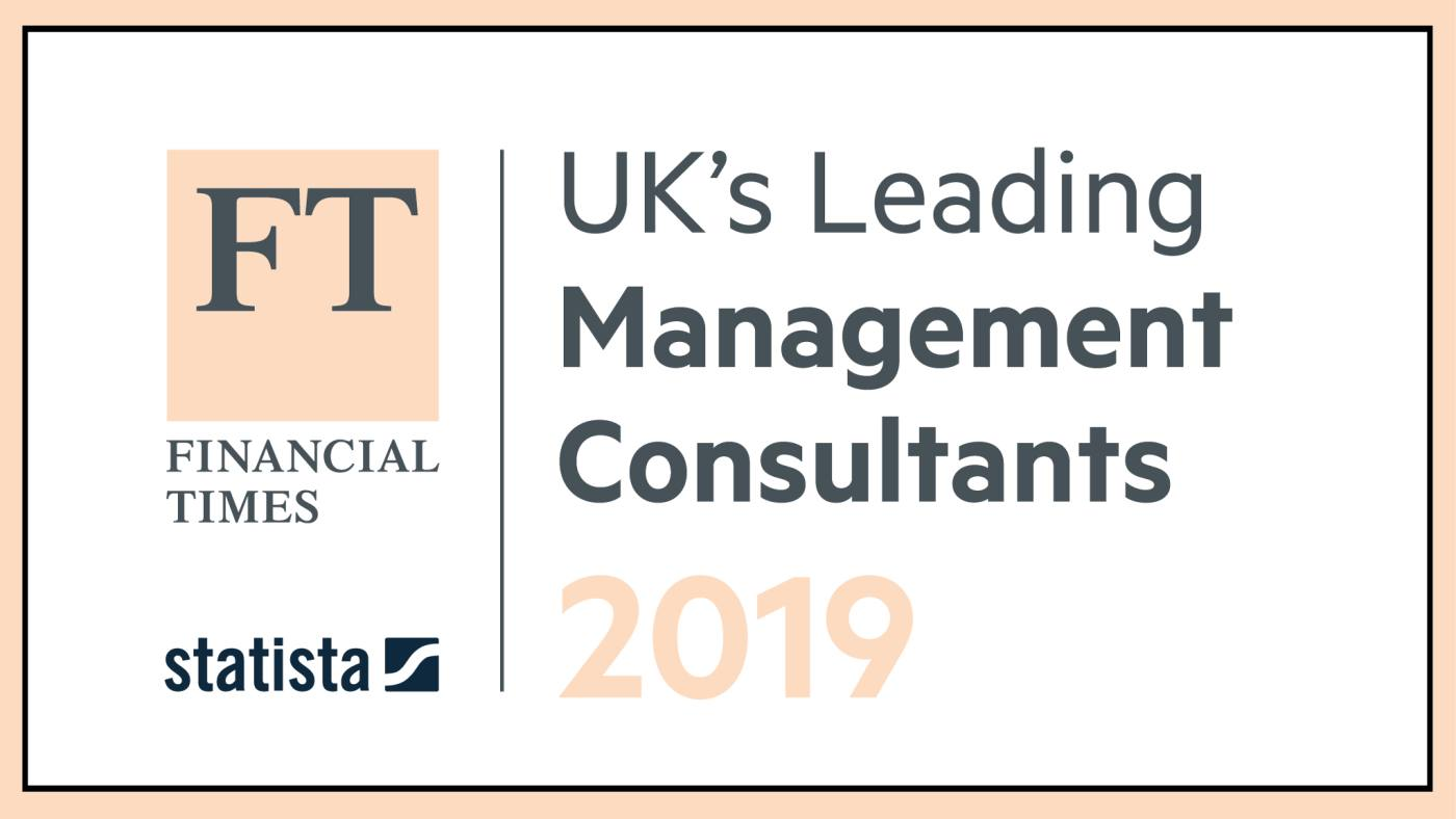 UK's Leading Management Consultants 2019