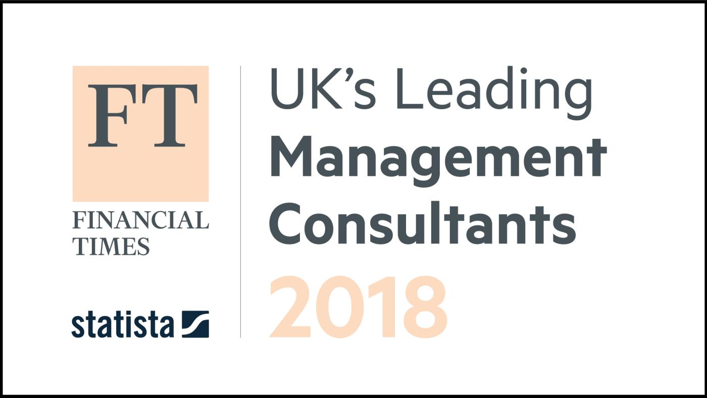 UK's Leading Management Consultants 2018