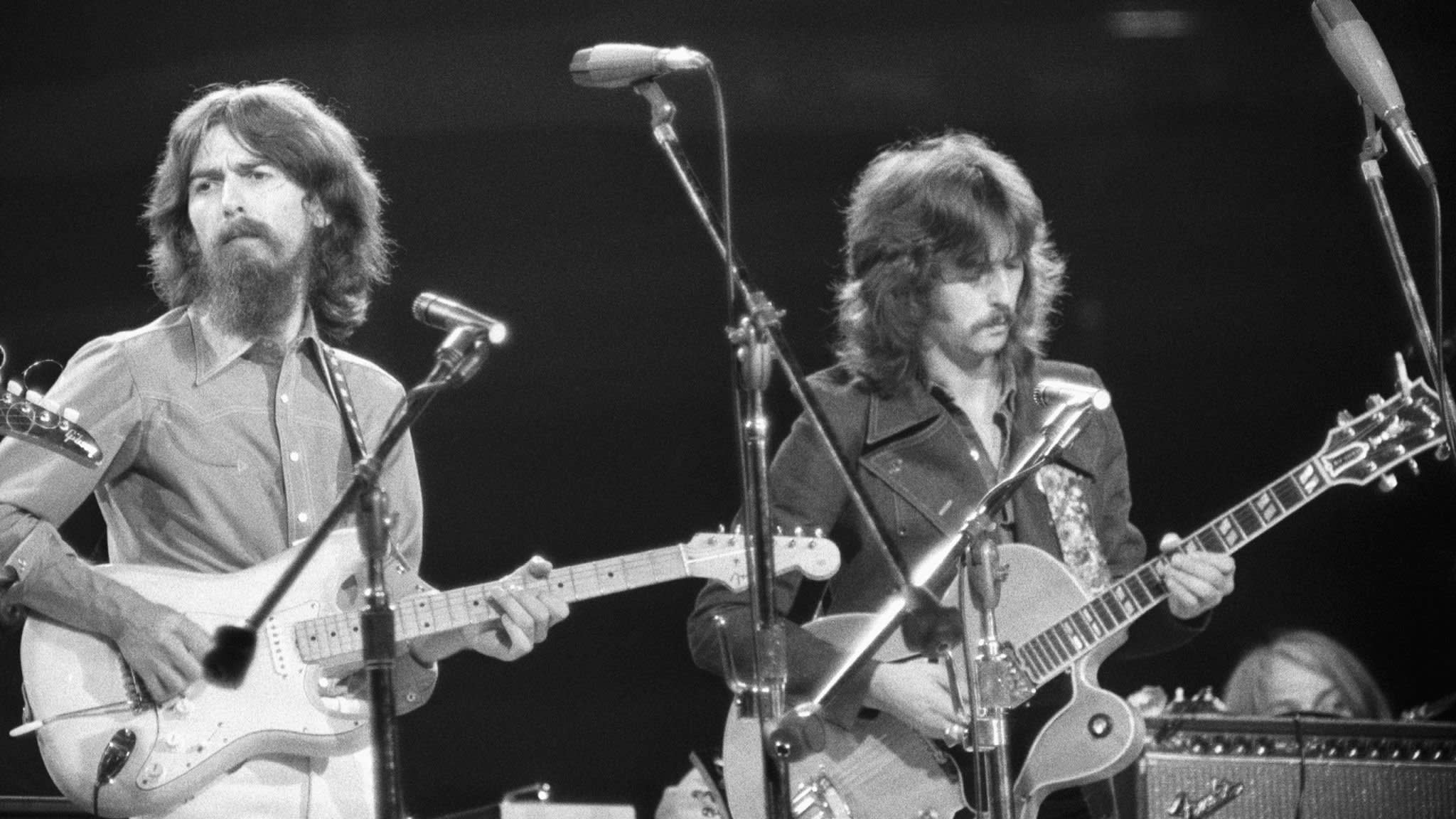 While My Guitar Gently Weeps — George Harrison's song began