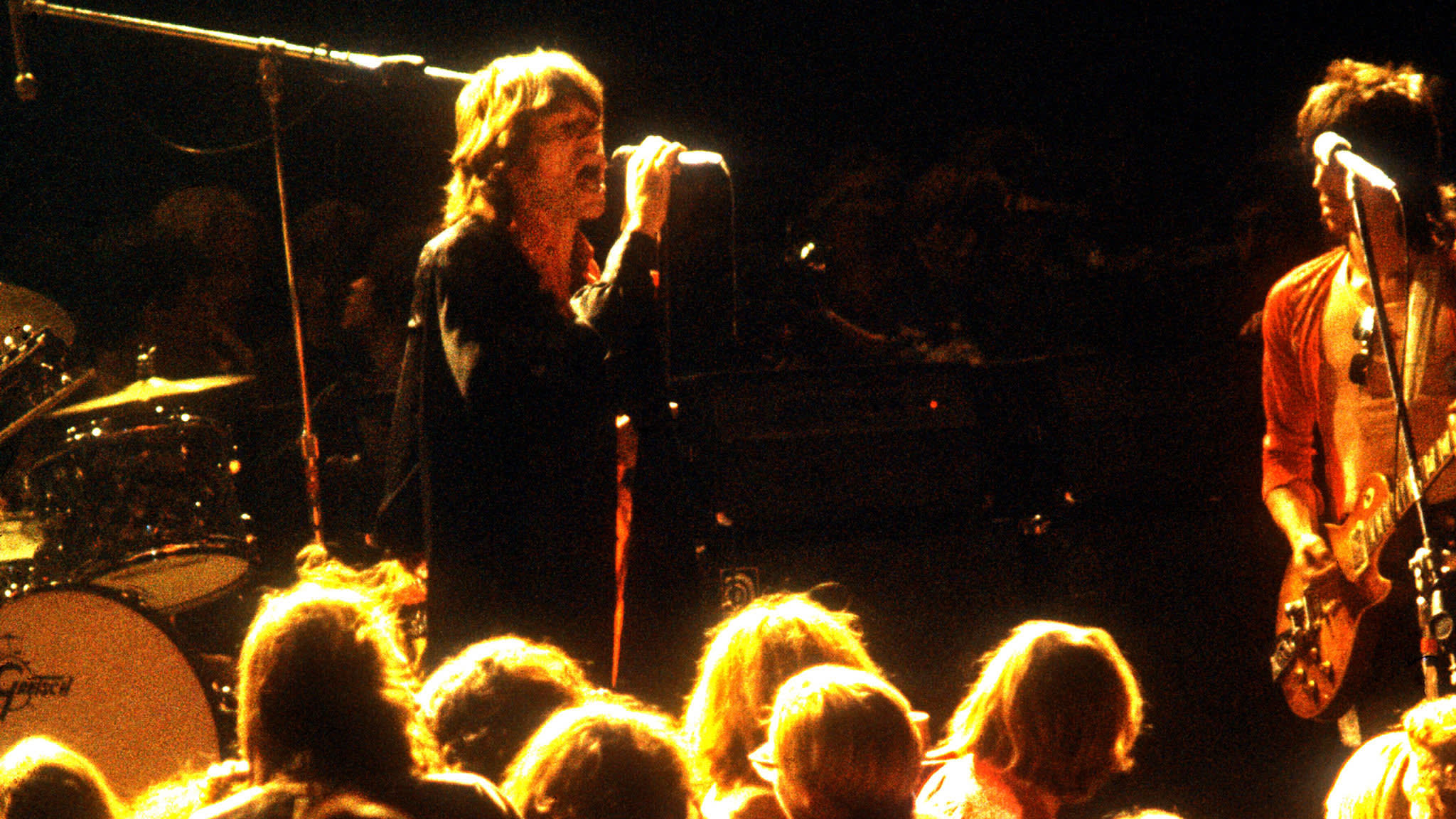 Gimme Shelter — The Rolling Stones' 1969 song signalled a