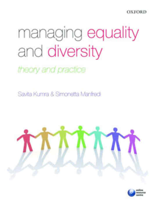 managing equality and diversity