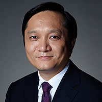 Professor Ding Yuan, vice-president and dean of China Europe International Business School