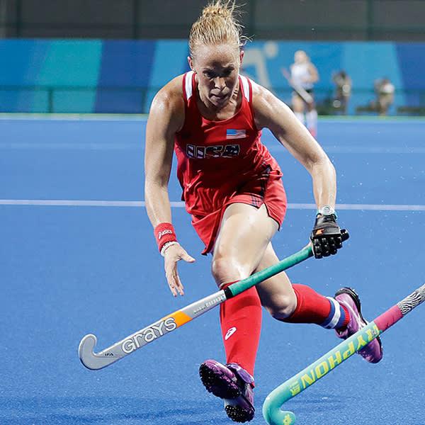 Lauren Crandall, US, field hockey, Pan American Games gold, Guadalajara 2011 and Toronto 2015