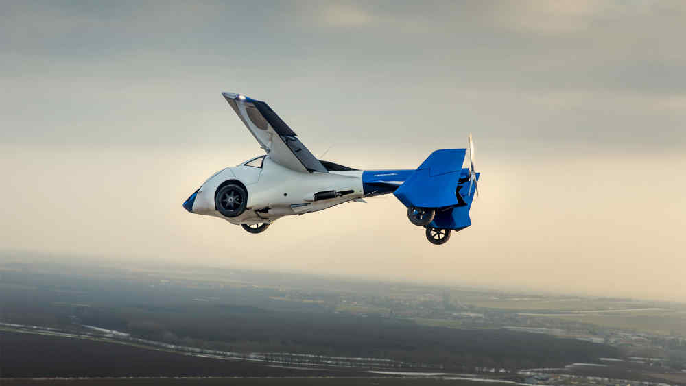 the flying car an invention that Future, prediction, technology - the invention of flying cars | 1001983.
