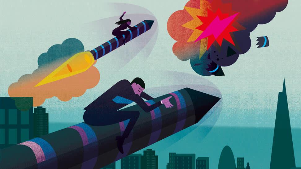 Illustration by Andrew Baker