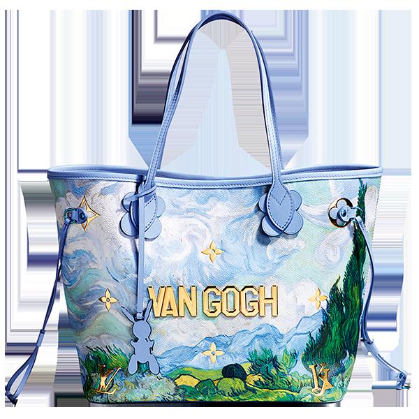 Van Gogh Neverfull bag, £2,240