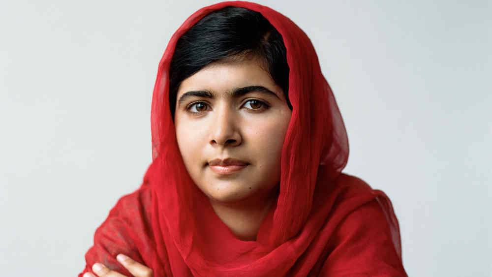 malala yousafzai the girl with a