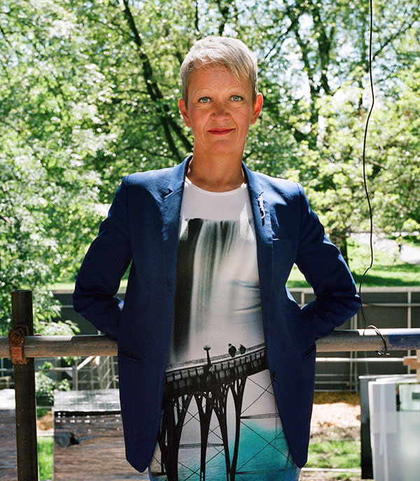 Maria Balshaw: appointed  in January to head the UK's Tate galleries