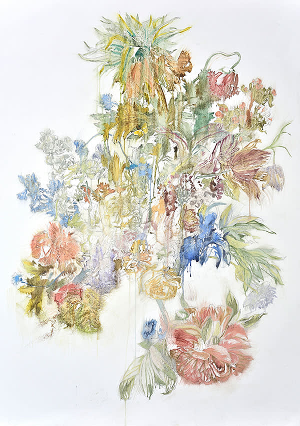 Flower portraits by Daan van Doorn