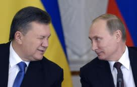 Ukraine's Yanukovich: Thanks for the bailout, Russia… want the gas pipeline now?   Financial Times