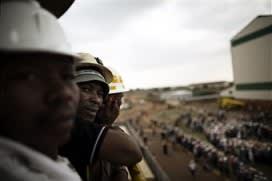 SA mining: tough questions | Financial Times