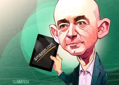 Amazon's Bezos looks out for investment opportunities | Financial Times