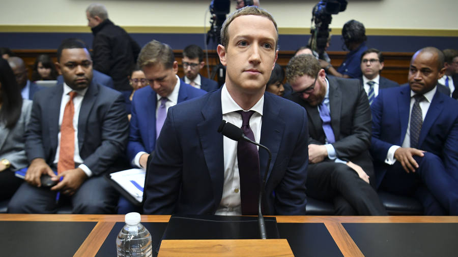 Facebook's Zuckerberg faces Congressional grilling on Libra — latest news