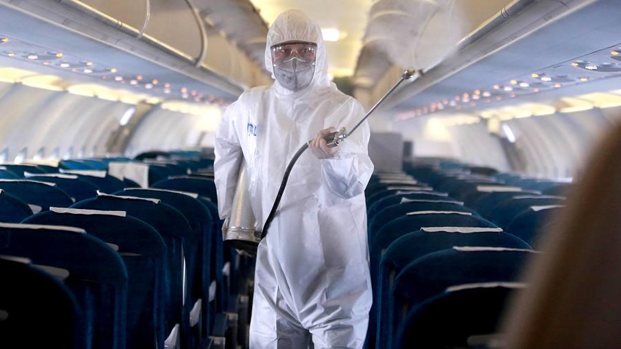 Coronavirus: World Bank pledges $12bn in emergency aid-н зурган илэрц