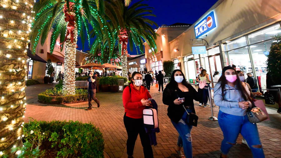 Coronavirus latest: Governor says stay-at-home order for California regions tied to ICU capacity