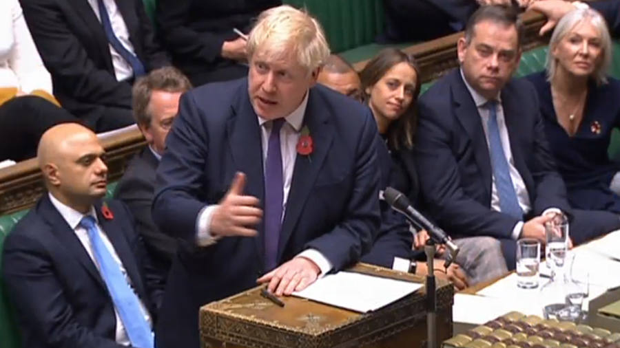 Brexit: Parliament votes to reject Boris Johnson's general election bid — latest news