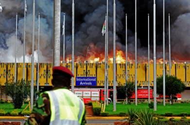 Nairobi airport blaze: a few numbers   Financial Times