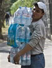 Mexico's bottled water addiction | Financial Times