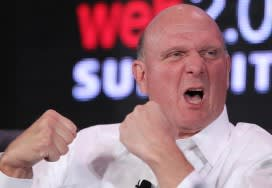 Steve Ballmer in his own words   Financial Times