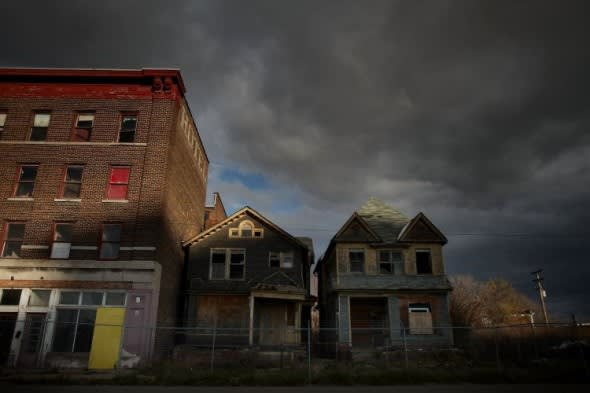 In the Picture: Detroit declares bankruptcy | Financial Times
