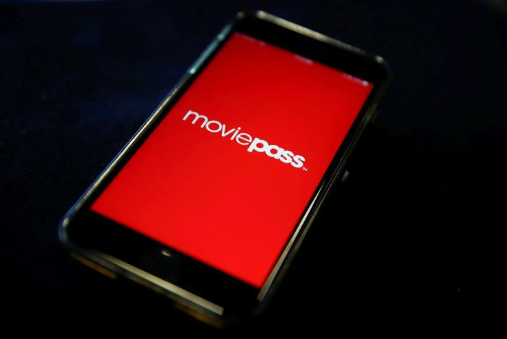 Is MoviePass using DryShips' ATM manoeuvre to raise cash?