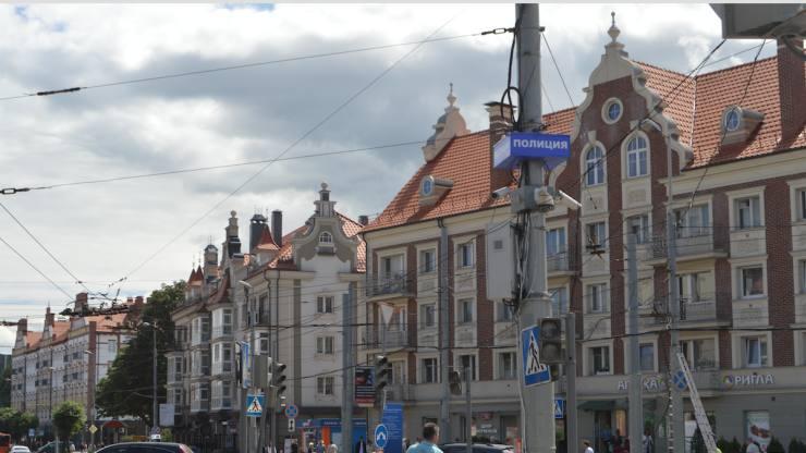Urban redevelopment, Potemkin façade edition