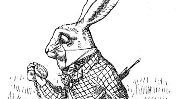 A blip down the rabbit hole with Kevin Hassett