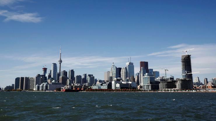 Waterfront Toronto CEO departs
