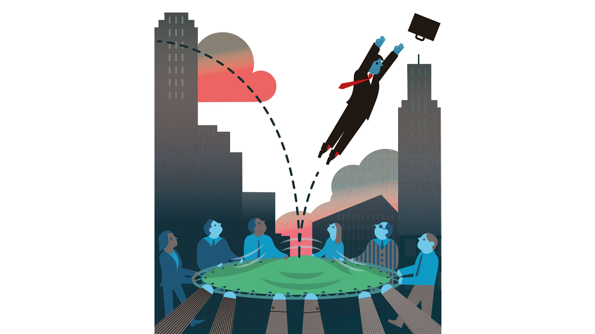 'Portable' leaders need people skills | Financial Times