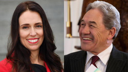 Jacinda Ardern set to become New Zealand PM
