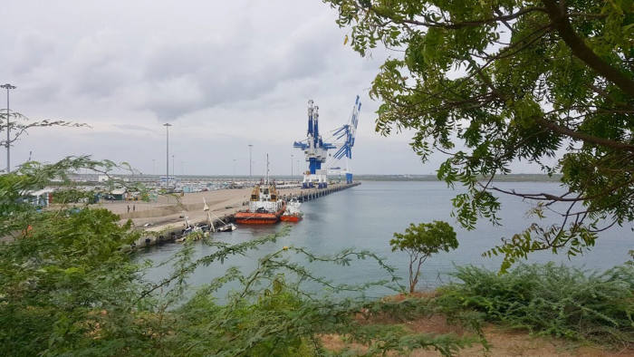 China-backed port sparks Sri Lanka sovereignty fears