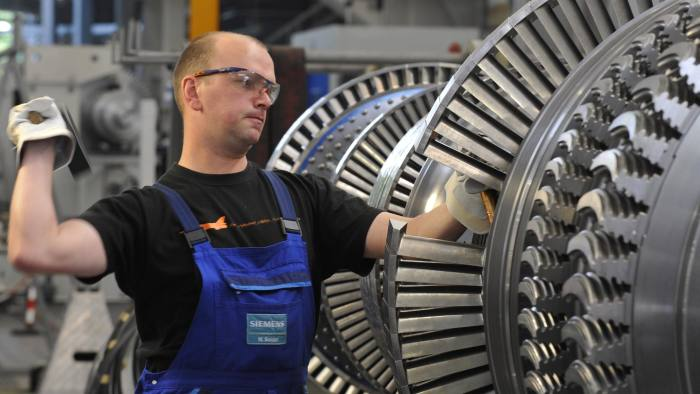 Siemens to cut 4,500 jobs to help turn round power and gas arm