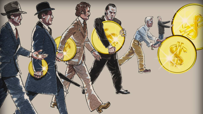 James Ferguson illustration