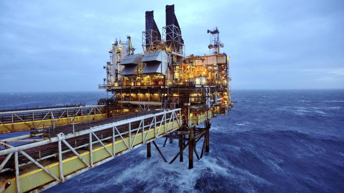 The tax cut is designed to keep North Sea fields open