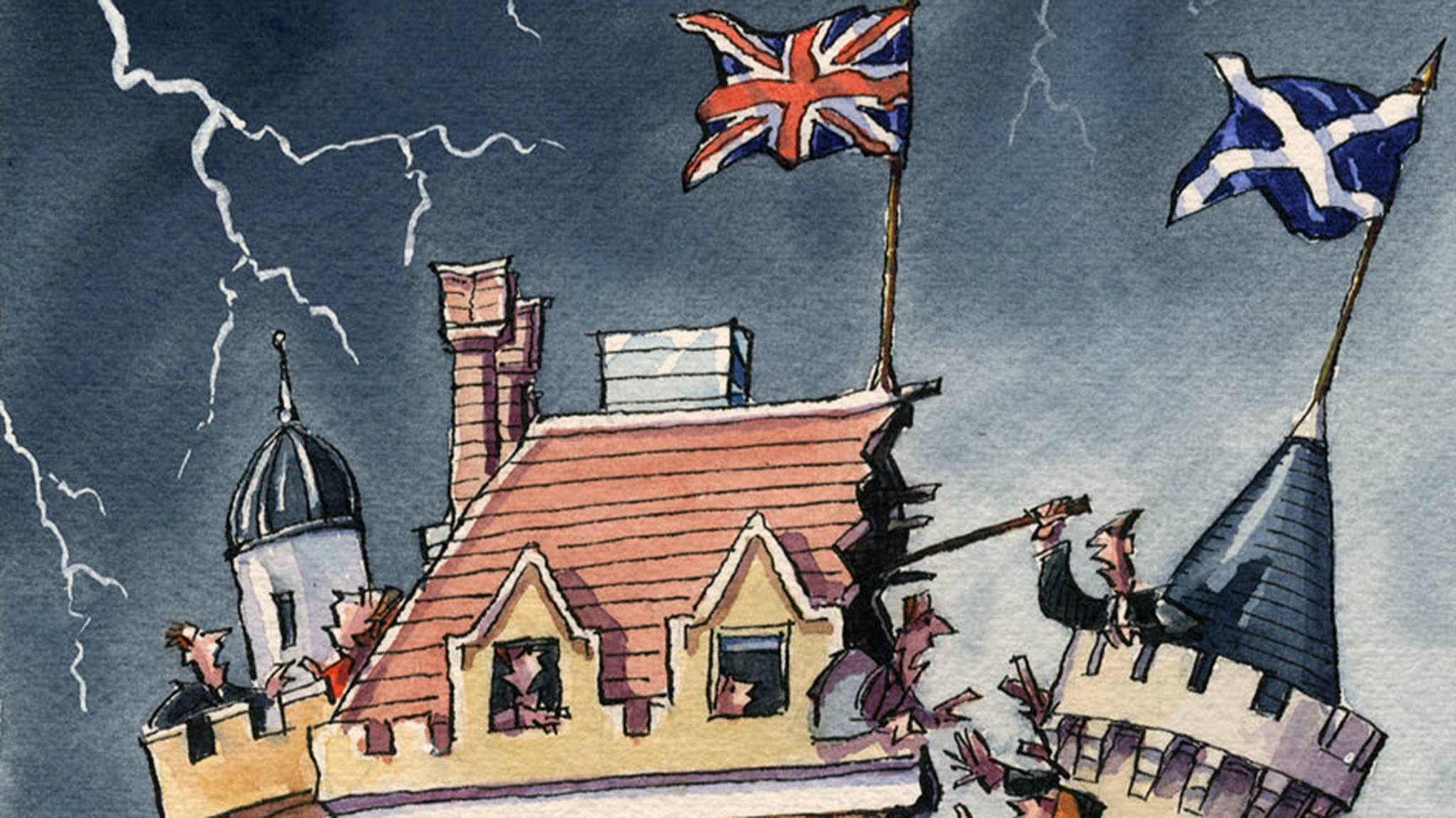 This is a very bad time to break up Britain | Financial Times