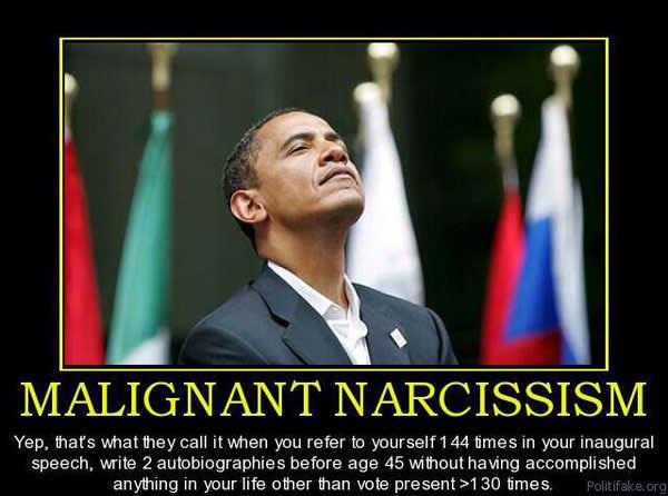 An online meme featuring Barack Obama