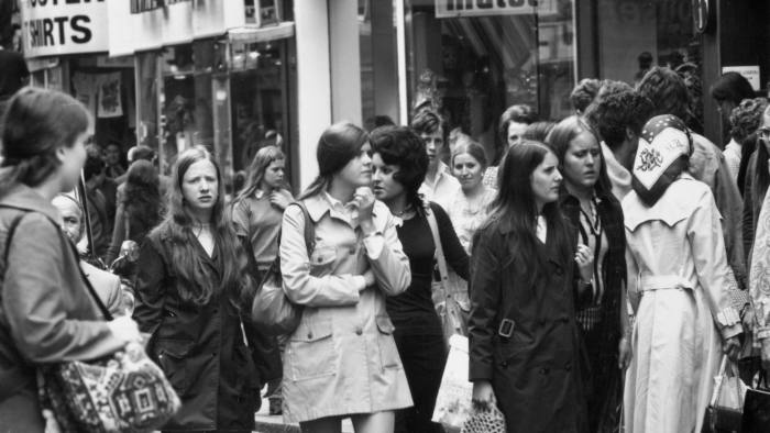 1970s street fashions, pfeatures