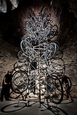 Ai Weiwei's 'Very Yao' (2008)