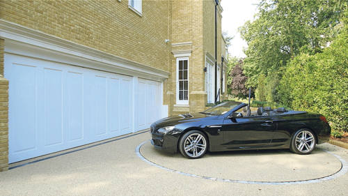 Vroom with a view: the super-garages of the super-rich | Financial Times