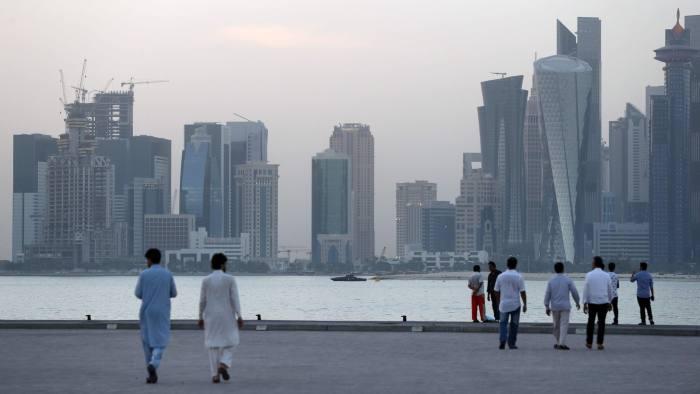 Qatar's imports fall 40% as blockade hits home | Financial Times