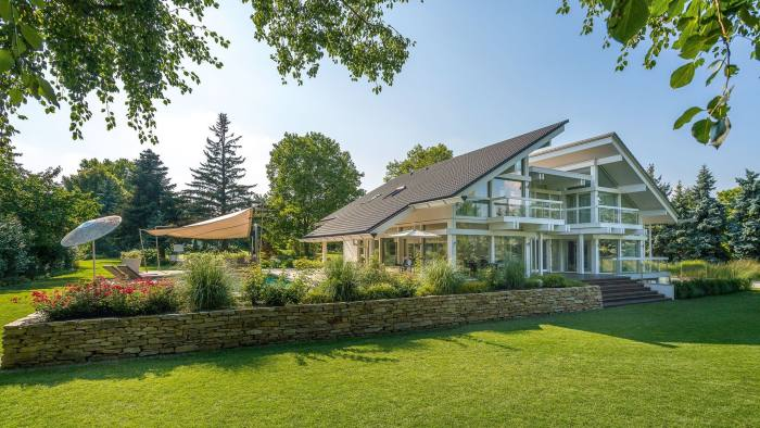 Build your own home — grand designs for beginners | Financial Times