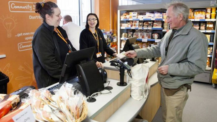 Social supermarket to sell surplus food at discount to poor