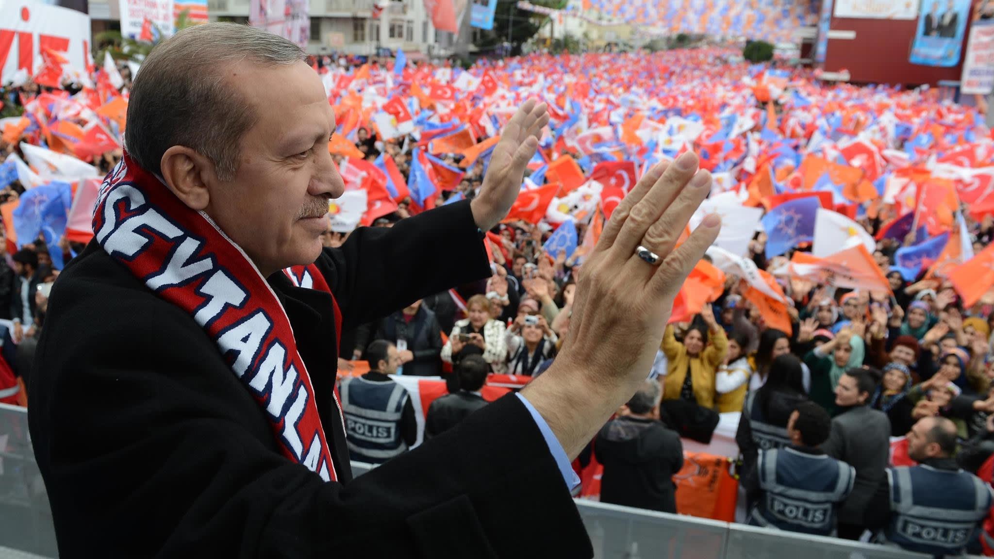 Recep Tayyip Erdogan's shallow version of democracy will falter   Financial Times